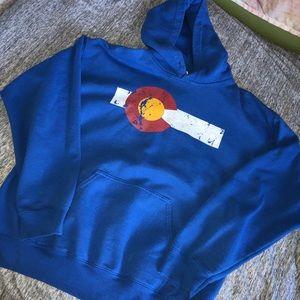 vintage colorado sweatshirt
